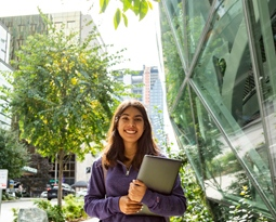 UW undergrad at C21@Amazon Externship program