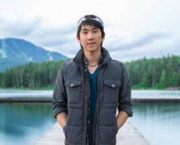 C21 Media Scholar Alex Chen